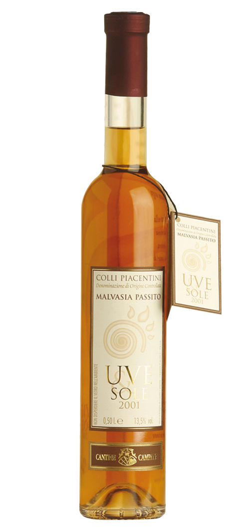 Uve&Sole Malvasia Passito