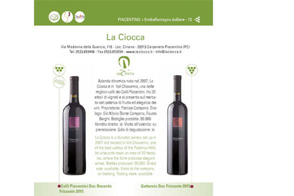 ciocca guida Emilia Romagna