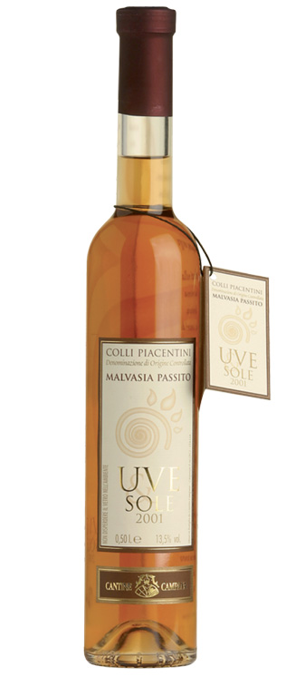 Uve & Sole Malvasia Passito
