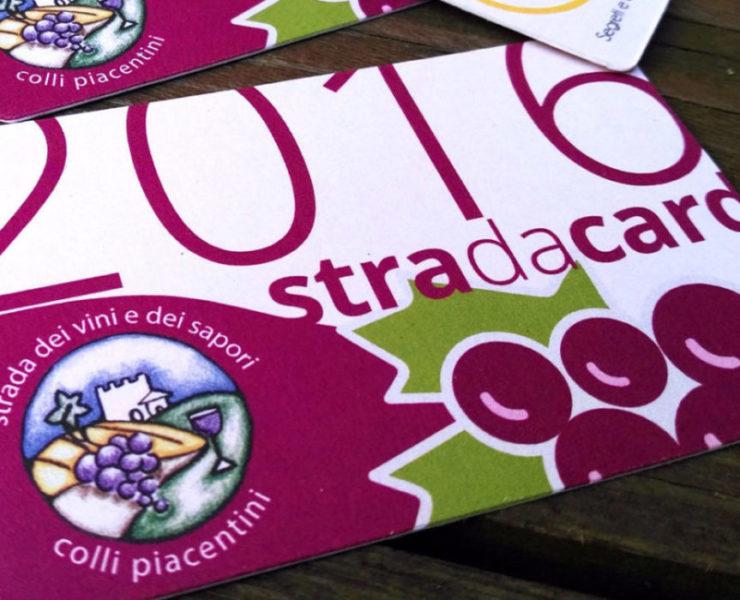 StradaCard – Strada Dei Colli Piacentini