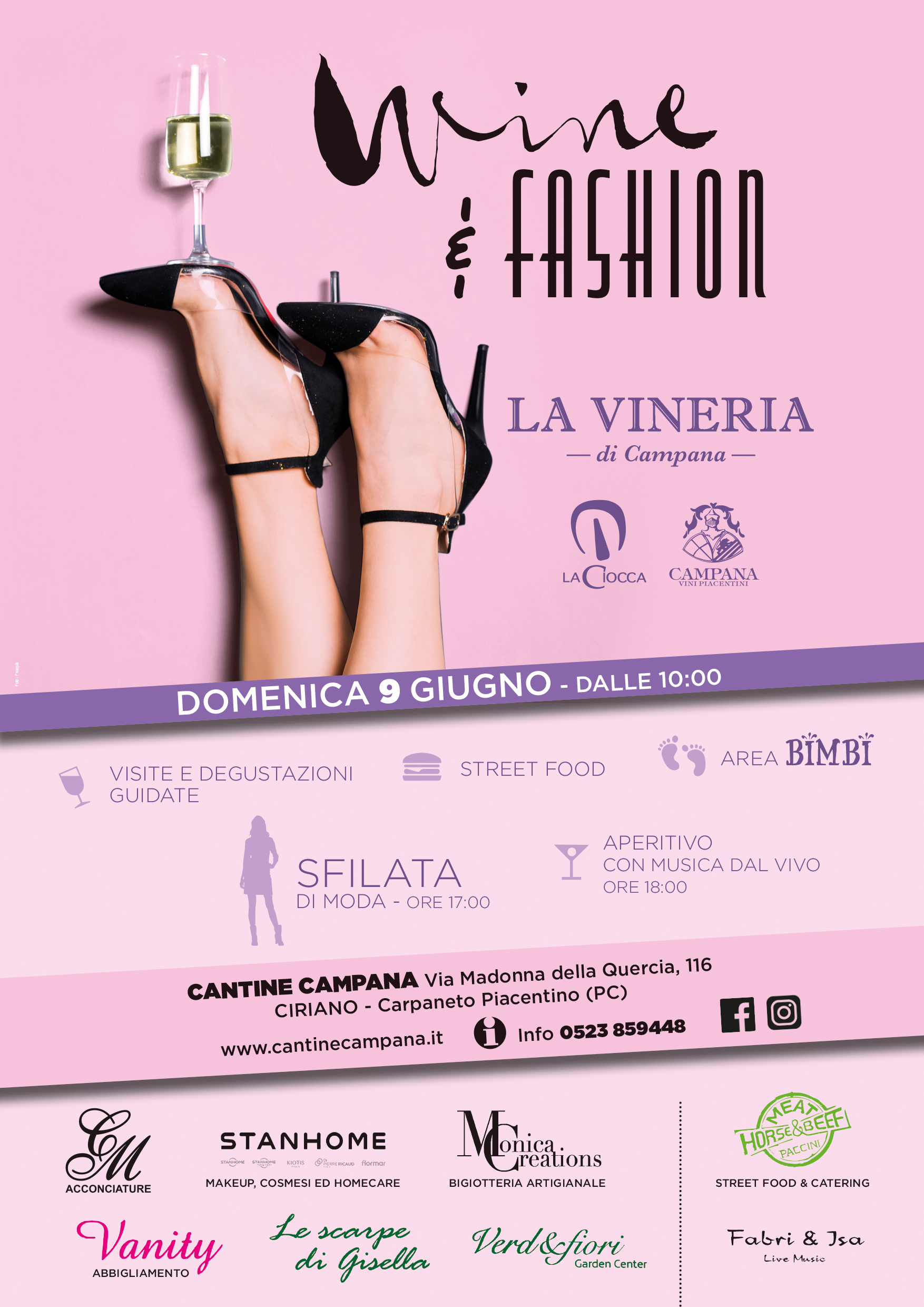 WINE & FASHION 2019